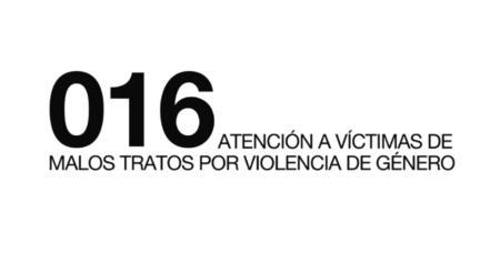 016, el teléfono contra la violencia de género
