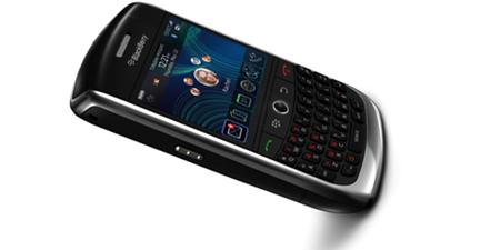 BlackBerry Curve 8900 con Vodafone