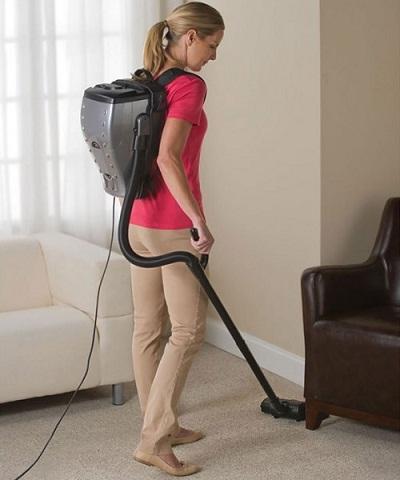 Aspiradora mochila