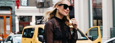 11 blusas de plumeti con las que lograr un look sexy, elegante y tendencia