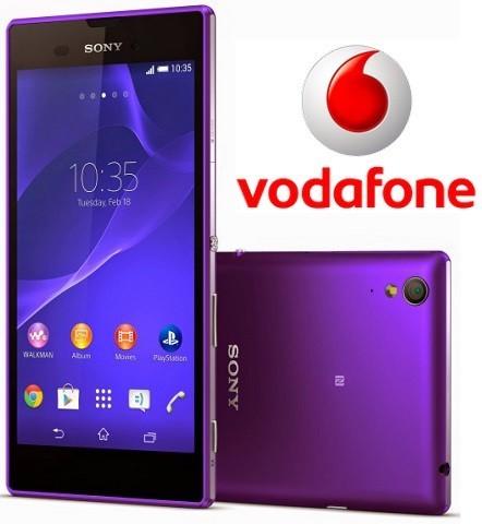 Precios Sony Xperia T3 con tarifas Vodafone