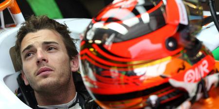 Jules Bianchi confiado en conseguir el segundo asiento en Force India