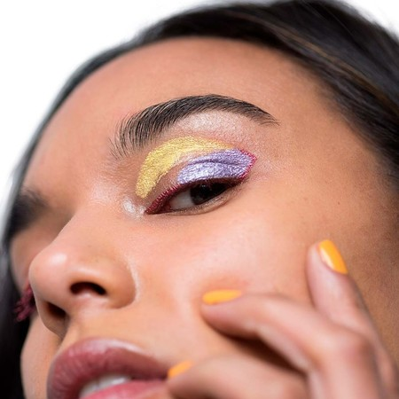 sombra de ojos 3ina maquillaje purpurina glitter