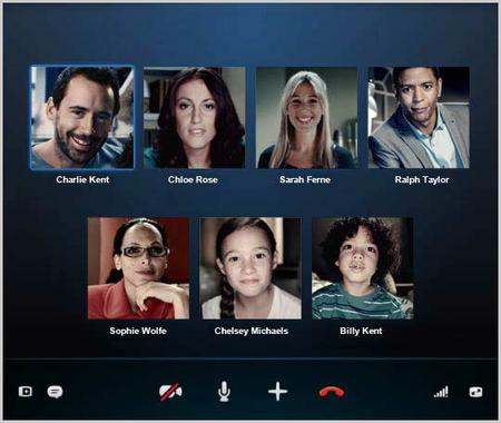 Videoconferencia con Skype