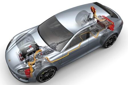 Porsche Panamera Sport Turismo e-hybrid 02