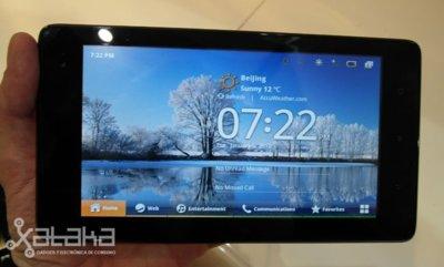 Huawei Ideos Slim S7, la tablet Android de Huawei actualiza su hardware