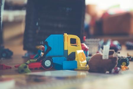Purga de juguetes: cómo puede ayudar a tu hijo y a ti tener menos juguetes