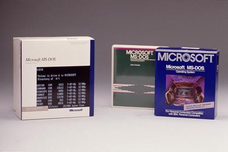 Microsoft publica el código fuente de MS-DOS