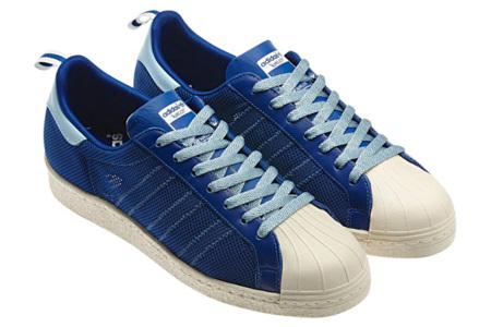 Adidas Superstar 80s con CLOT, perfectas para el verano