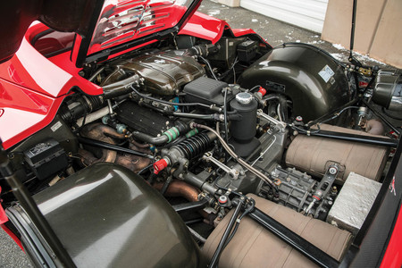 Ferrari F50 Mike Tyson 3