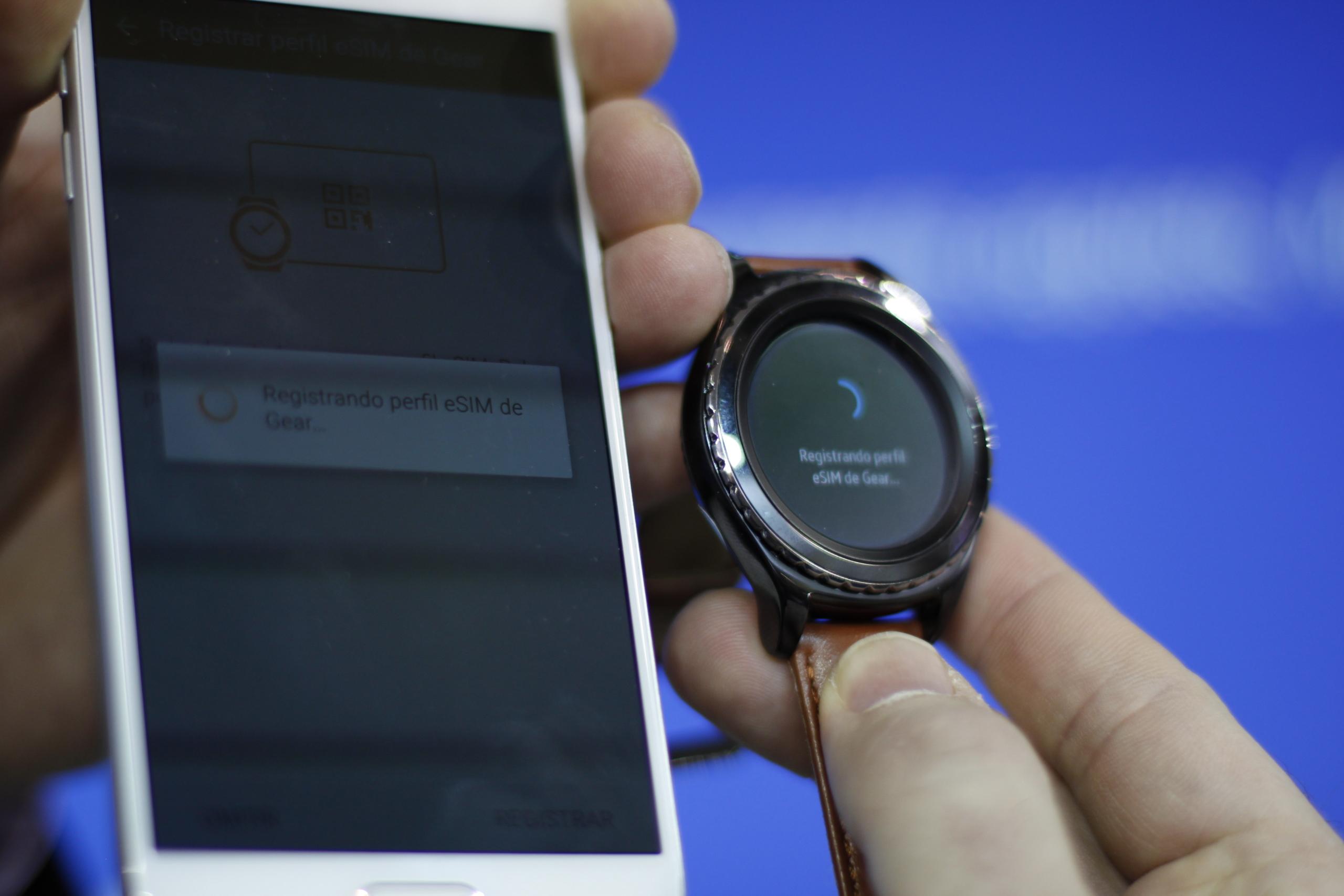 Foto de eSIM en Samsung Gear S2 (5/7)