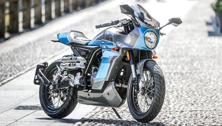 FB Mondial Pagani 125: una moto deportiva sin carnet, con aires clásicos y en promoción por 3.295 euros