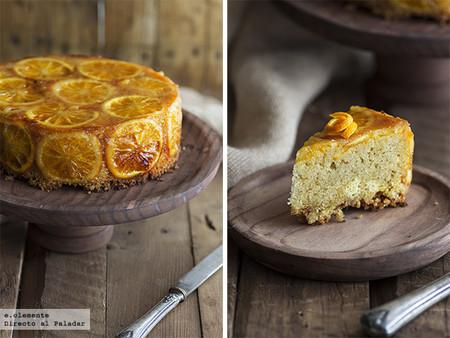 Pastel glaseado de naranja: receta para disfrutar algo dulce a la hora de la merienda
