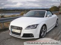 Audi TTS Roadster, prueba (parte 2)