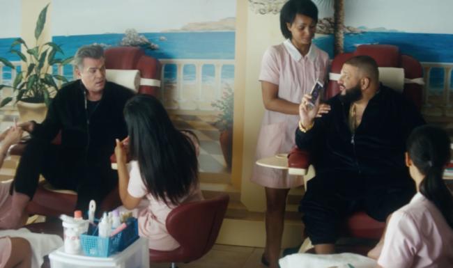 DJ Khaled, Naomi Campbell y Ray Liotta son los protagonistas de los nuevos anuncios de Apple Music