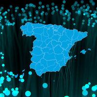 La cobertura de banda ancha a 100 Mbps ya alcanza al 88% de la población española y al 63% de las zonas rurales