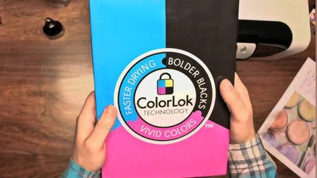 ColorLok, garantía de un papel de calidad que mejora el resultado de impresión
