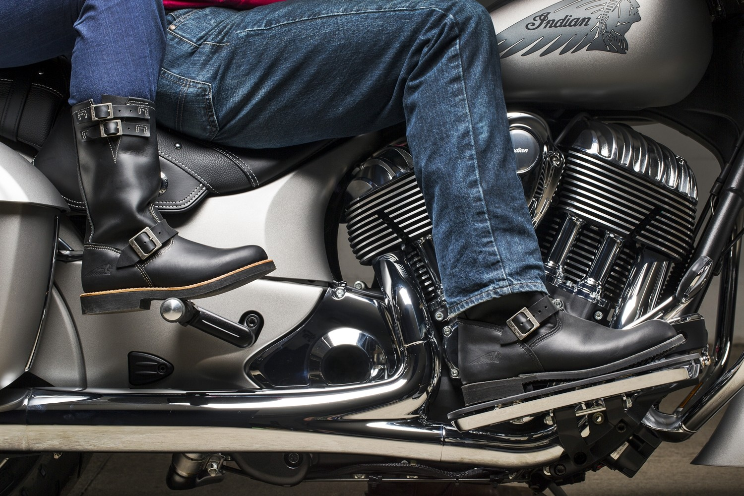 Foto de Indian Motorcycles Boots (2/12)