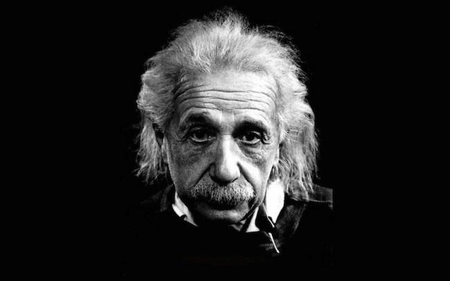 Einstein no era ningun burro en la primaria