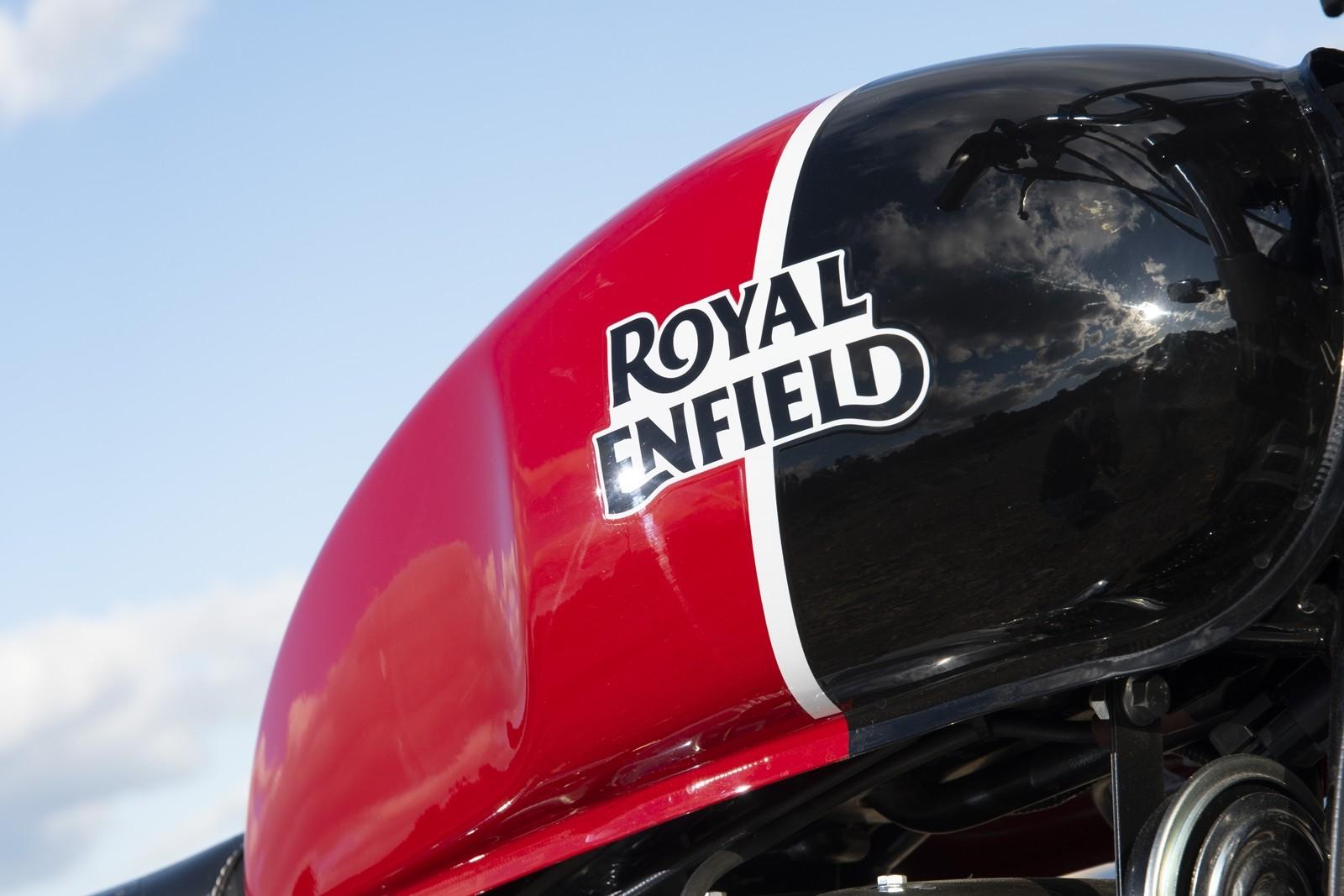 Foto de Royal Enfield Interceptor INT 650 2019, prueba (6/51)