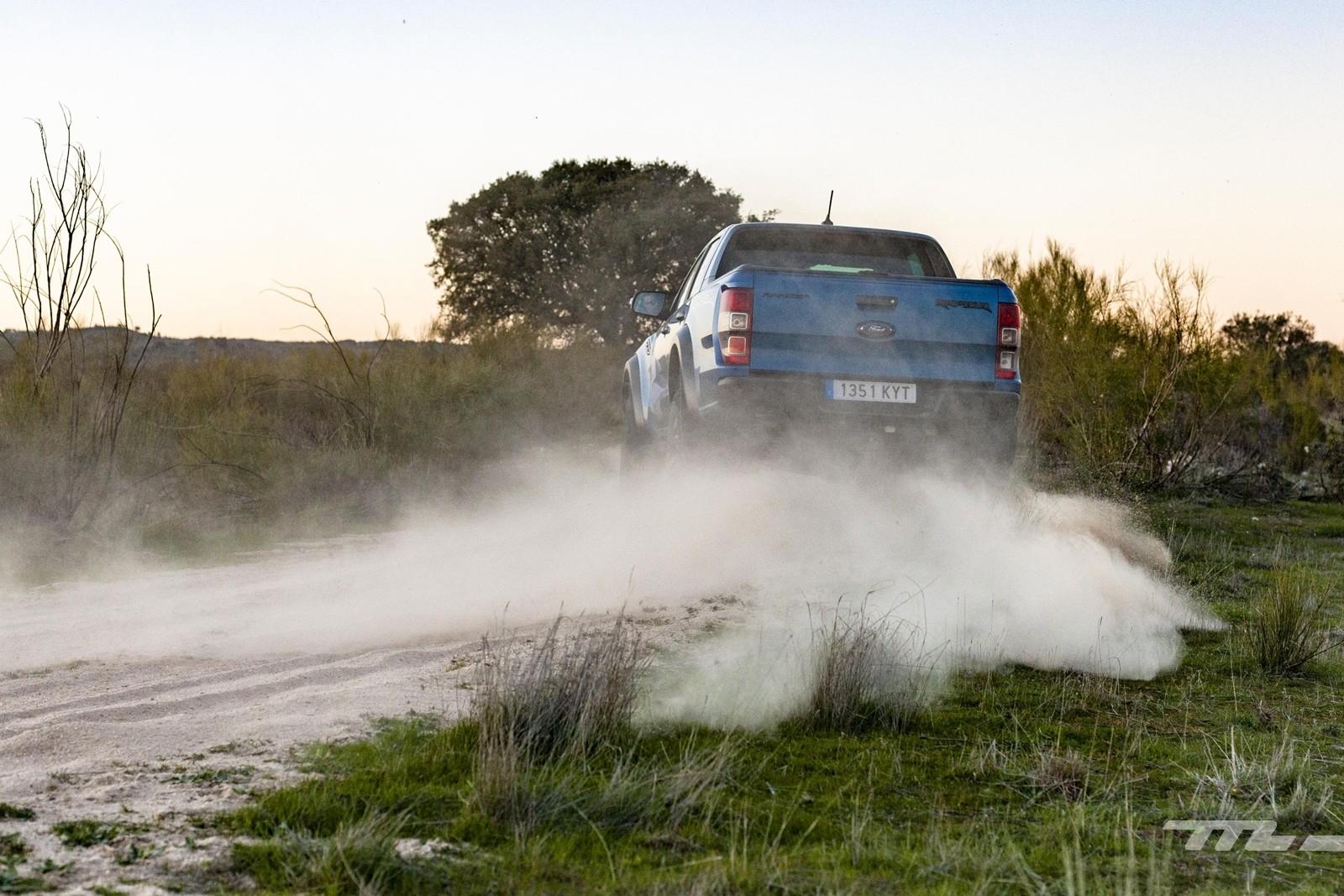 Foto de Ford Ranger Raptor 2020, prueba (18/36)