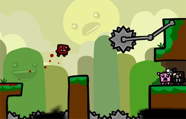 Super Meat Boy: The Game