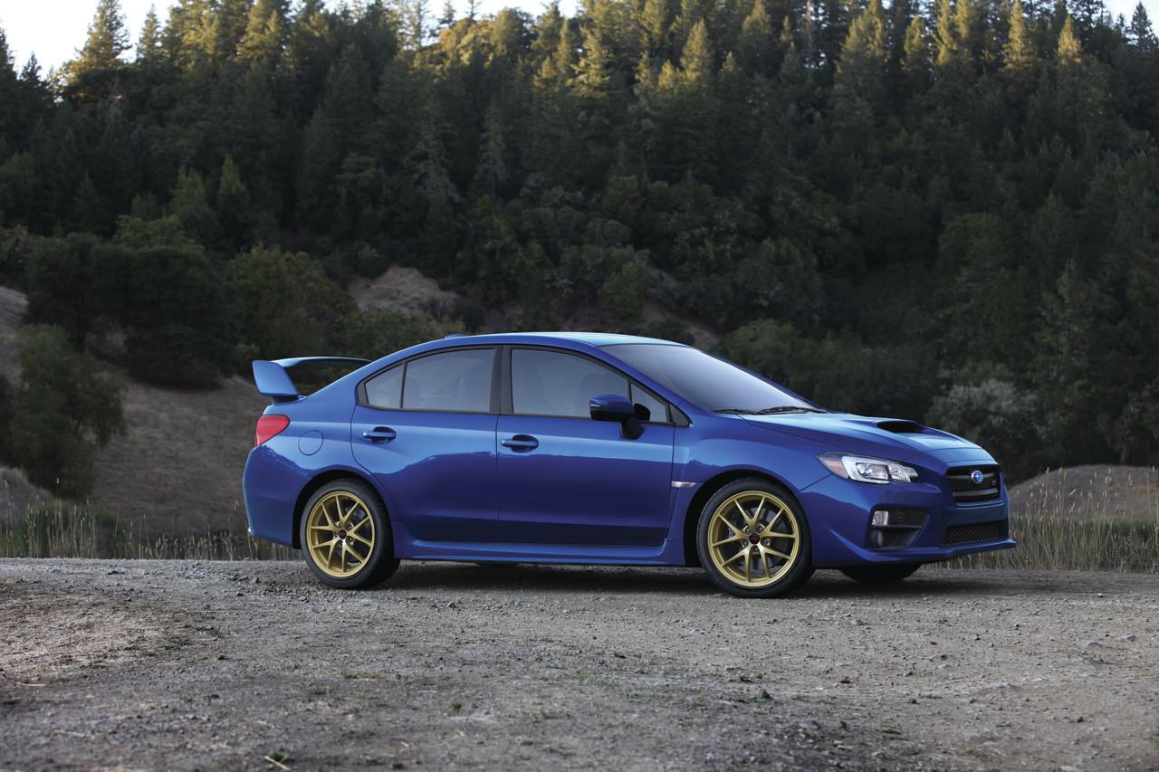 Foto de Subaru WRX STI 2014 (2/21)