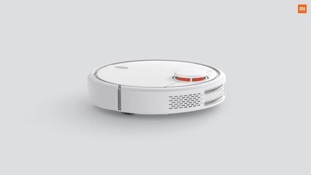 Este robot aspirador de Xiaomi que puedes controlar desde tu móvil hoy tiene un precio muy asequible en los eBay Days: 188,99 euros