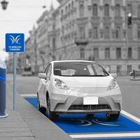 Un cargador inalámbrico para coches eléctricos desarrollado en España logra más de un 95% de eficiencia