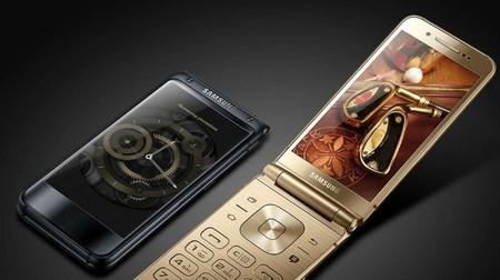 Samsung W2018: máxima potencia y la cámara móvil con mayor apertura del mercado en un diseño tipo concha