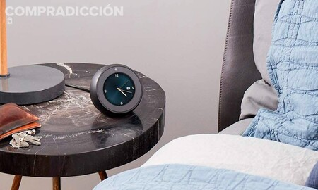 Esta semana el despertador inteligente con Alexa Echo Spot cuesta más barato todavía: se queda en 74,99 euros con una rebaja de 55 euros