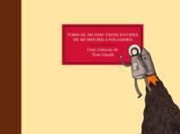 Tom Gauld y sus tiras cómicas llegan a España