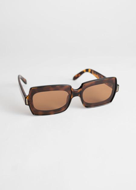 Gafas De Sol Rectangulares 07