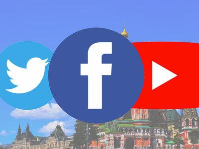 El alcance de las cuentas falsas rusas apunta a ser mucho mayor y no sólo en Facebook, también en Twitter y Google