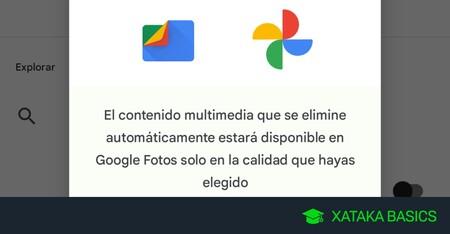 Cómo activar el almacenamiento inteligente de Google Files para ahorrar espacio en tu Android