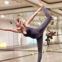 Bikram yoga y embarazo: puedes seguir practicándolo si lo hacías antes, como Patricia Montero