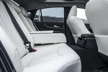 Toyota Mirai 2021 Interior 22