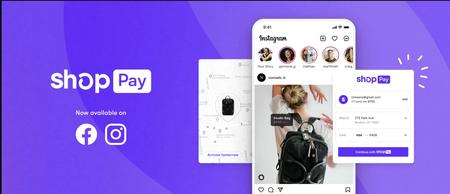 Shopify lleva su plataforma de pagos Shop Pay a Facebook e Instagram para sus comerciantes