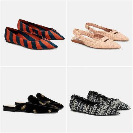 29 zapatos de Zara que son tendencia esta temporada Otoño