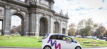 Si ves 500 coches como este por Madrid, es porque PSA presenta batalla a car2go con su servicio emov