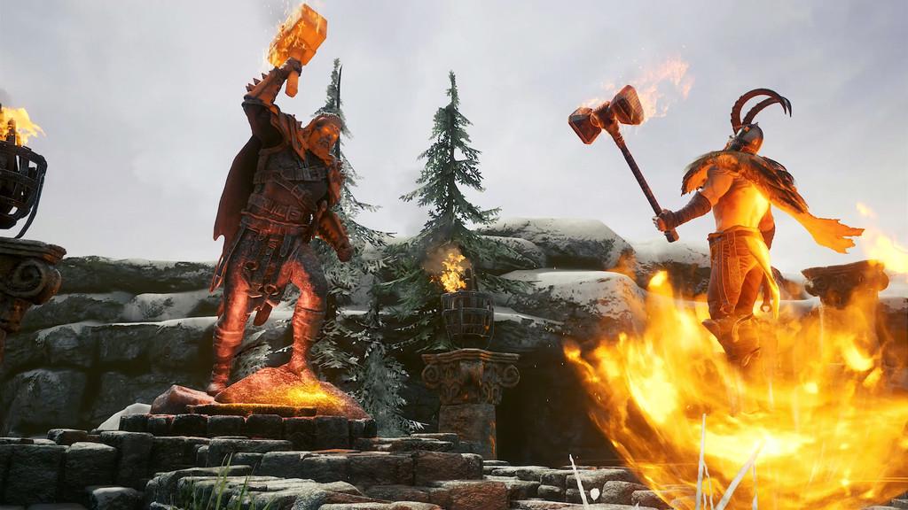 Rune: Ragnarok pasa a llamarse Rune II y concreta su lanzamiento para verano en la Epic Games Store