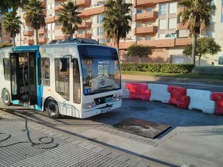 Autobús del Proyecto VICTORIA