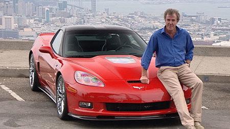 El coche del año según Jeremy Clarkson es el Chevrolet Corvette ZR1