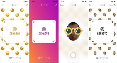 Instagram 'Nametags': una nueva forma de agregar amigos enfocando con la cámara