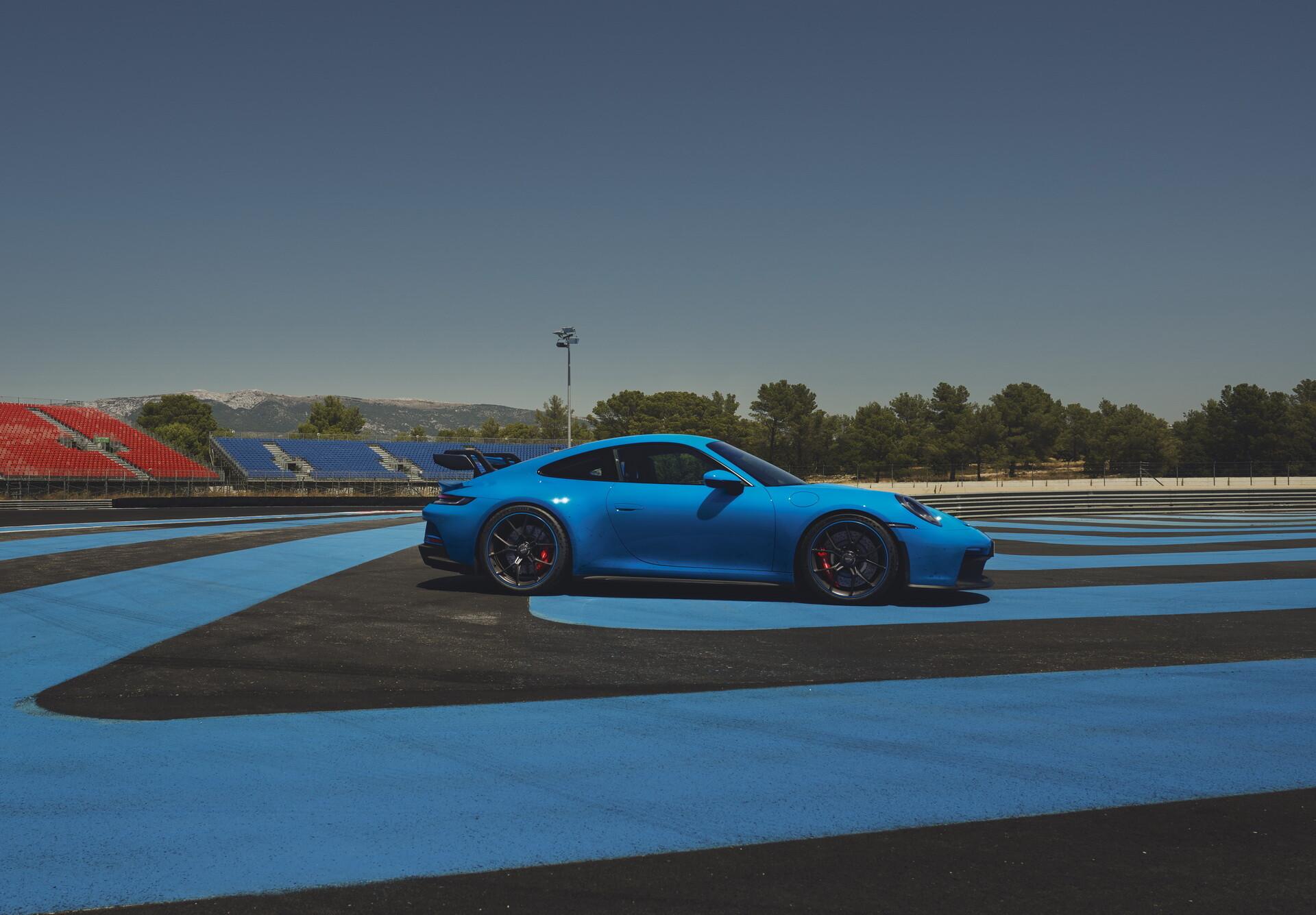 Foto de Porsche 911 GT3 (18/25)