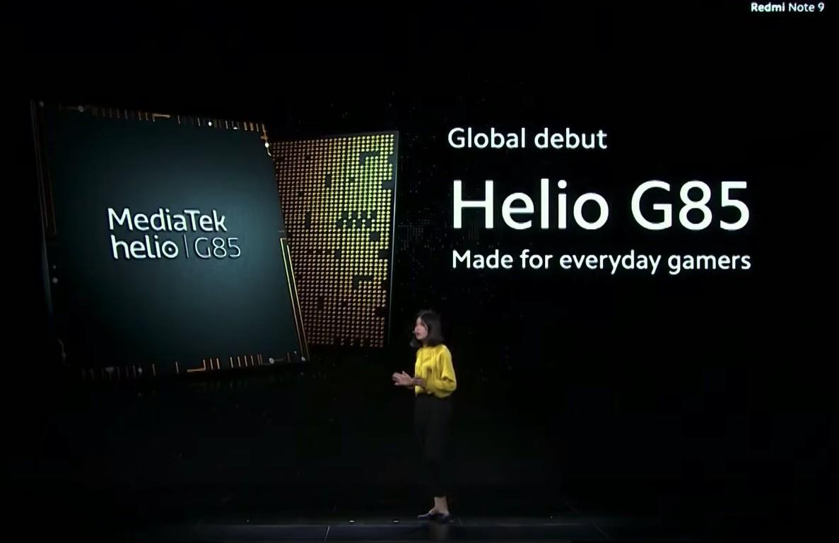 Así es el procesador MediaTek Helio G85 al mando del nuevo Xiaomi ...