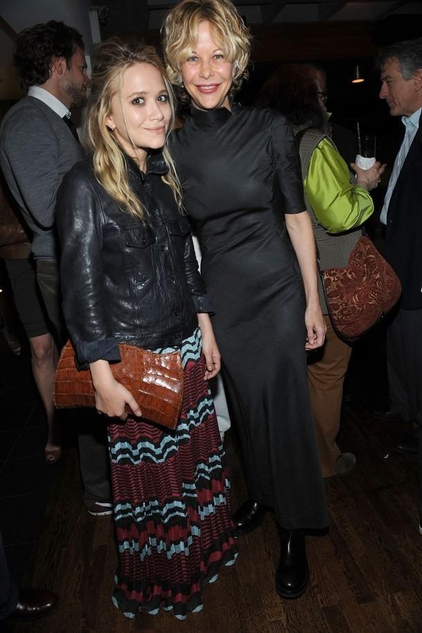 Foto de El estilo grunge por Mary-Kate y Ashley Olsen, tendencia 2009 (20/22)