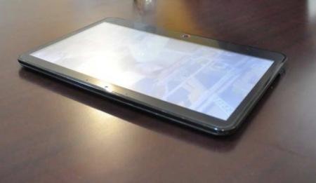 Motorola también piensa en un tablet, y usa Android
