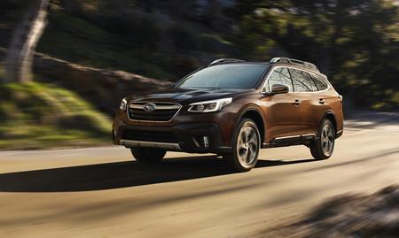 El Subaru Outback 2019 estrena aspecto, sistema multimedia y un motor 2.4 litros bóxer turbo