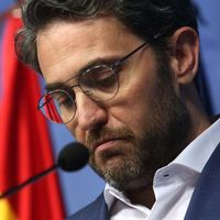 Màxim Huerta abandona Twitter tras dimitir como Ministro de Cultura y Deporte